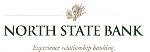 North State Bank Logo - Habitat Wake Community Building Partner