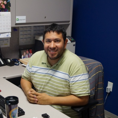 Eddie Yanez, Habitat Wake Director of Human Resources