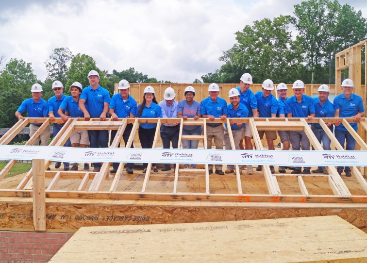 Home Builders Blitz Habitat for Humanity of Wake County