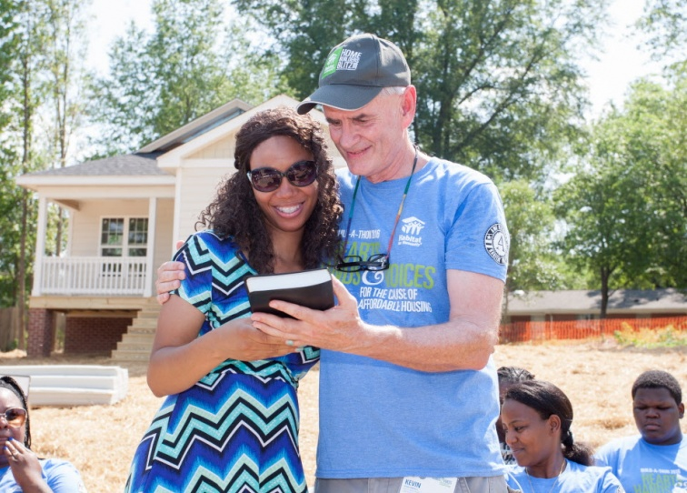 Habitat for Humanity of Wake County Faith Volunteering