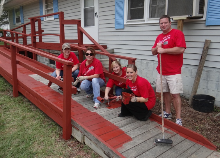 Home Preservation Volunteering Habitat for Humanity Wake County