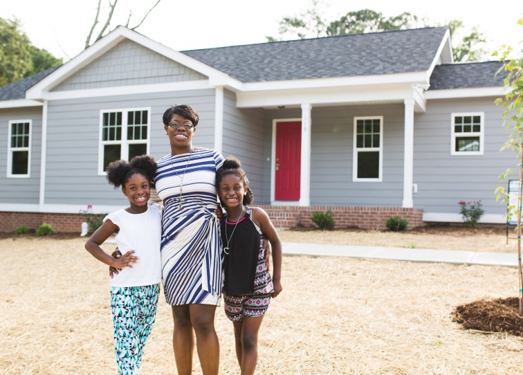 Homeownership with Habitat for Humanity of Wake County