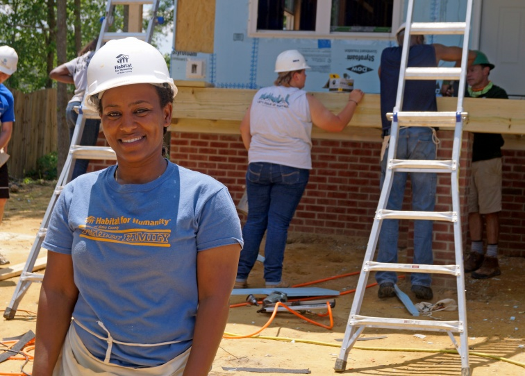Advocate Habitat for Humanity Wake County