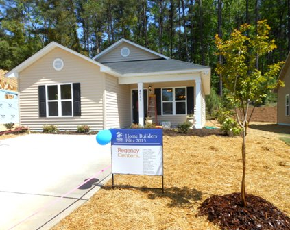 1 week, 4 homes! | habitat for humanity wake county