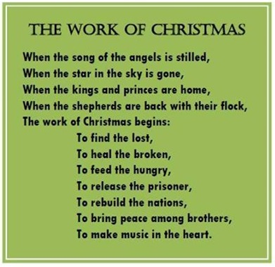 The Work Of Christmas Begins | Habitat for Humanity Wake County